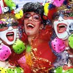 1- Carnival in Rio